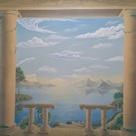 Large mural 35x20