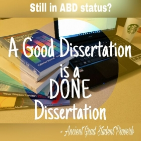 Where are you in your dissertation process?  Contact me and let's talk about finishing your dissertation!