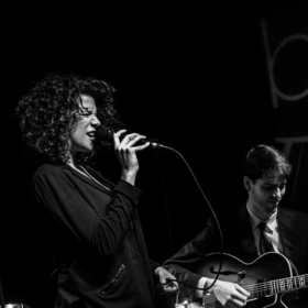 BLU Jazz+, Akron Playing with singer Cyrille Aimée