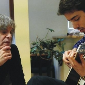 Smietana Guitar Competition, Poland With Mike Stern