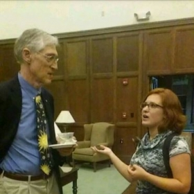 Speaking with Nobel Laureate John Mather about dark matter and the wonders of the universe!