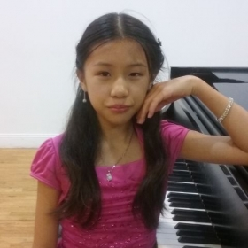 My student Xinyi Liu has won First Place in 2016 American Protégé International Music Talent Competition, will perform in Carnegie Hall!