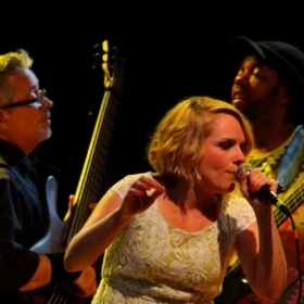 The Victor Wooten Band World Tour featuring Krystal Peterson.