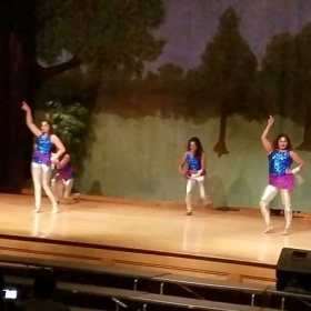 Bollywood Dance Performance Pictures at NJ
