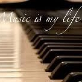 Music is my life. The lyrics are my story.