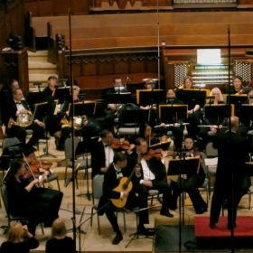 Performance of Rodrigo's Concierto de Aranjuez