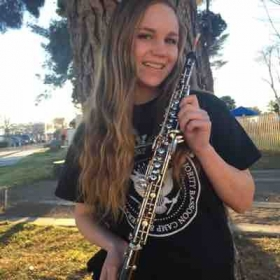 Me with my oboe !