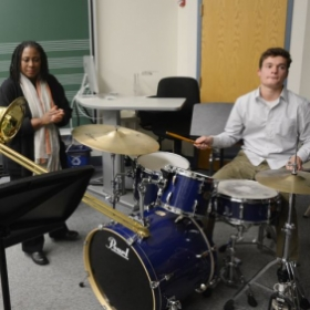 Jazz clinic with Pittsburgh legend Geri Allen