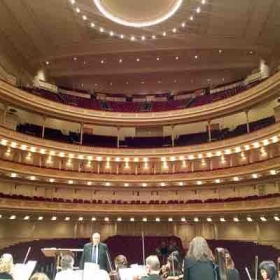 Performing in Carnegie hall as assistant teacher of every voice choir in 2015