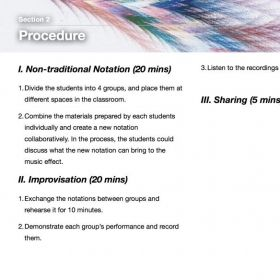 Creative Lesson Plan 3