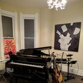 Home Studio at 2442 Federal Blvd
