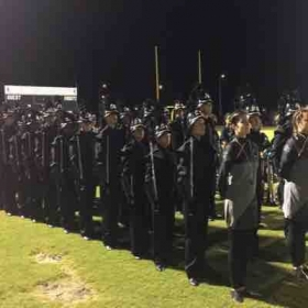 Marching Band I teach in Jacksonville