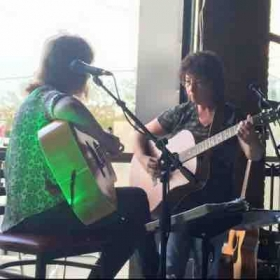 Remerge Acoustic Duo performs in Indiana