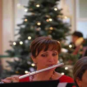 Baltimore Flute Choir Concert - Towson, MD, Dec 18, 2016