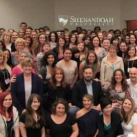 Contemporary Commercial Music Vocal Pedagogy Institute at Shenandoah Conservatory