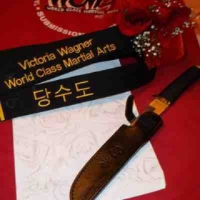 Second degree black belt