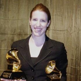 Winning three Grammy awards for one CD has been the highlight of my singing career so far.
