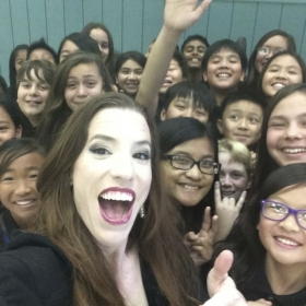Missing my bundles of joy from when I taught middle school choir in Berryessa, CA.