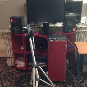 Instructional Video Recording Studio 2