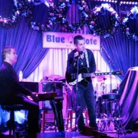 Blue Note NYC on Christmas Eve 2016