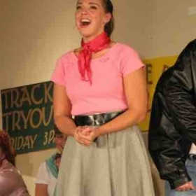 Grease as Sandy (2010)