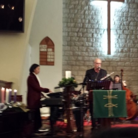 Jazz Service at Union Church Hong Kong