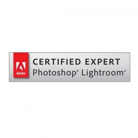 Adobe Certified Expert in Adobe Photoshop Lightroom