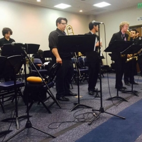 2016 Reno Jazz Festival, CSUF Latin Ensemble