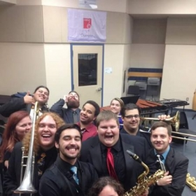 Riverside Community College Jazz Ensemble