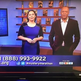 PBS- CHICAGO WYCC  Co-Host 2016 - Present Thanksgiving Pledge Drive -2016 New Year's Pledge Drive -2017