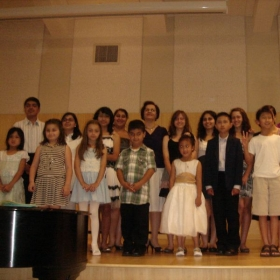 Studio Recital 2010