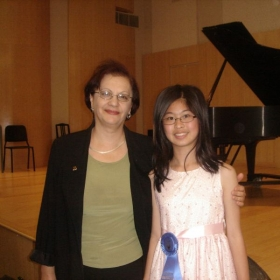 SCJBF (Southern California Junior Bach Festival) 2010