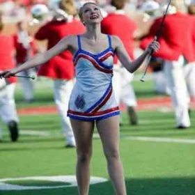Mid-performance at an SMU game