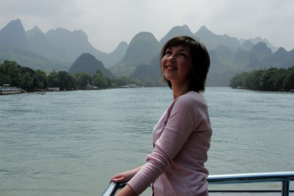 Traveling in Guilin  桂林山水甲天下