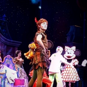 Peter Pan in Disney Dreams