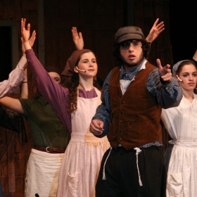 Fiddler on the Roof - HHS - 2005