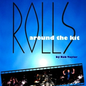 "Rob's book ""Rolls Around the Kit"" 