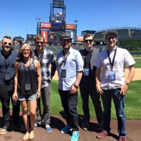 After playing Coors Field last summer.