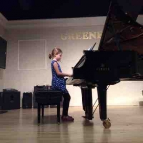piano recital 2017