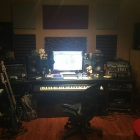 my production studio