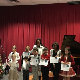 Christmas Recital 