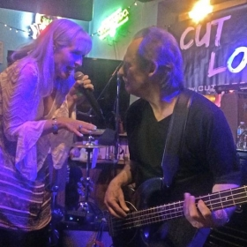 Cut Loose with Hillary Lee at Main Street Brewery in Pleasanton. (03/2017)