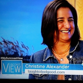 Co-Hosting the SunCoast View on ABC7
