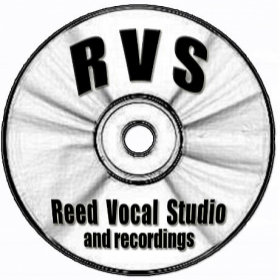 Reed Vocal Studio and Recordings Logo