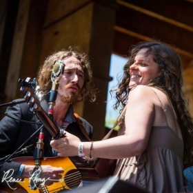 Quiles & Cloud at Rocky Mountain Folks Fest 2016
