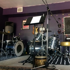 Studio Drums