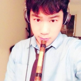 My chinese pipe, xiao