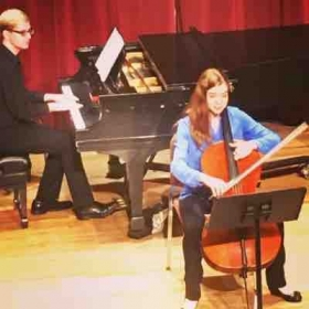 Recital in Bird Hall