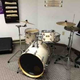 Drum kit for teaching