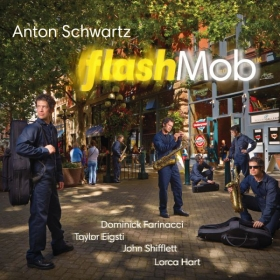 """Anton's most recent CD spent 26 weeks on the Jazz Radio Charts. """"Impressive & virtually impossible to resist"""" -The Buffalo News"""